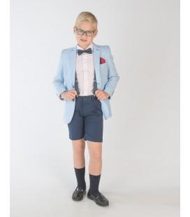 Americana azul para niño de Spagnolo