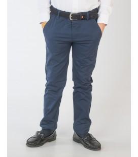 Pantalón chino azul marino para niño de Spagnolo