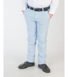 Pantalón chino azul claro para niño de Spagnolo