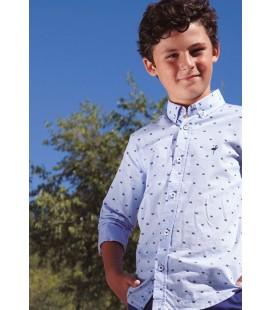 Camisa cangrejos para niño de El Flamenco