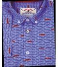 Camisa sardinas para niño de El Flamenco