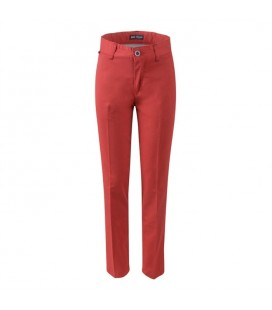 Pantalón chino rojo para niño de Lion Of Porches