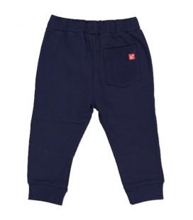Pantalón algodón azul marino para bebé de Birba