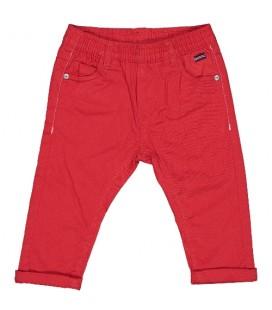 Pantalones rojos para bebé de Birba