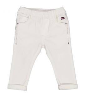 Pantalones blancos para bebé de Birba