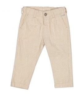 Pantalones lino para bebé de Birba