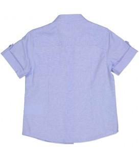 Camisa azul para bebé de Birba