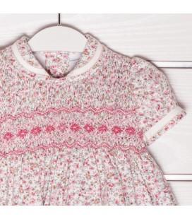 Vestido Patricia para bebé de Artesanías Filita