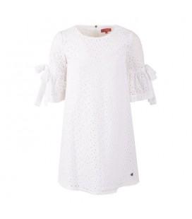 Vestido blanco para niña de Lion Of Porches