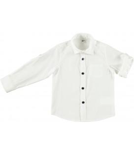 Camisa blanca para niño de iDo by Miniconf