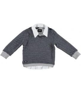 Jersey azul marino para niño de iDo by Miniconf