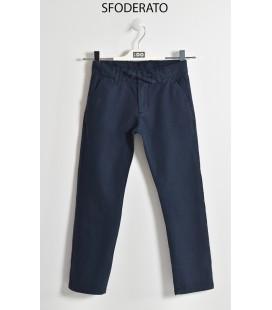 Pantalón azul marino para niño de iDo by Miniconf
