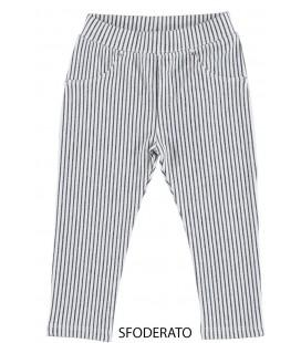 Pantalón rayas para niña de iDo by Miniconf
