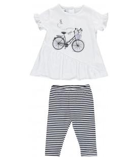 Conjunto bicicleta para niña de iDo by Miniconf