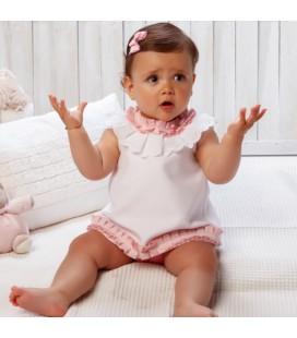 Jesusito piqué para bebé de Belén Costales