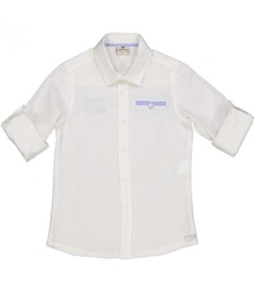 Camisa blanca para niño de Trybeyond