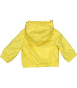 Cortavientos amarillo para bebé de Birba