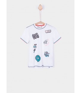Camiseta Josef para niño de Tiffosi