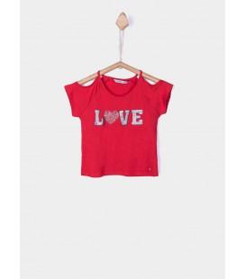 Camiseta Paulina para niña de Tiffosi