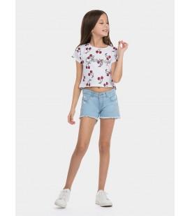 Short Chloe_95 para niña de Tiffosi