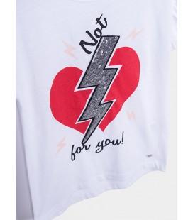 Camiseta Lichia para niña de Tiffosi
