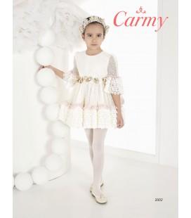 Vestido de ceremonia de Carmy - 2002