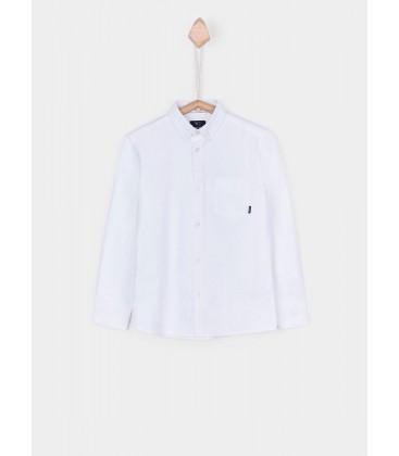 Camisa Helder blanca para niño de Tiffosi