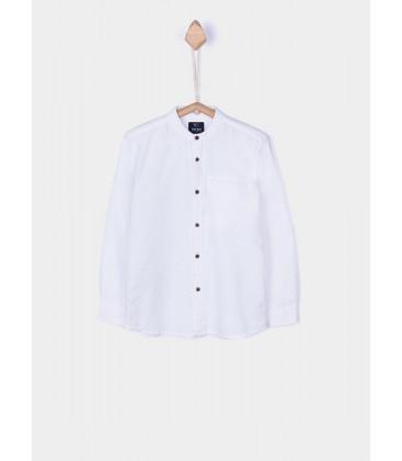 Camisa Bruno blanca para niño de Tiffosi