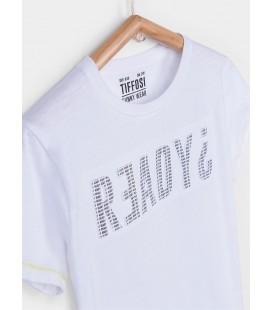 Camiseta Juan para niño de Tiffosi