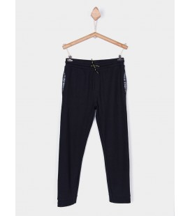 Pantalones negros Ricardo para niño de Tiffosi