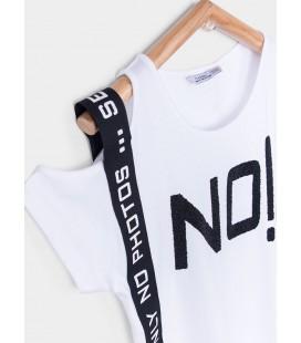 Camiseta Carmo para niña de Tiffosi