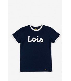 Camiseta para niño de Lois Jeans - Marino