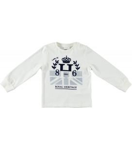iDo by Miniconf - Camiseta cruda para bebé
