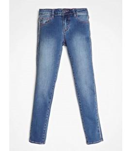 Guess   Pantalón vaquero skinny para niña