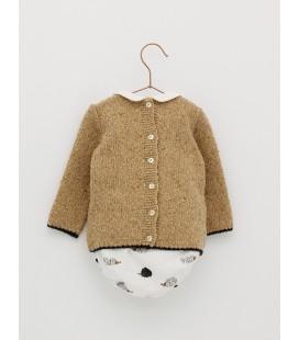 Foque - Conjunto jersey y ranita para bebé