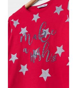 Tiffosi - Camiseta Mercile para niña