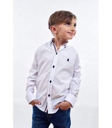 La Jaca - Camisa blanca para niño