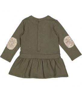 Birba - Conjunto verde para bebé