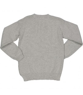 Trybeyond - Jersey gris para niño