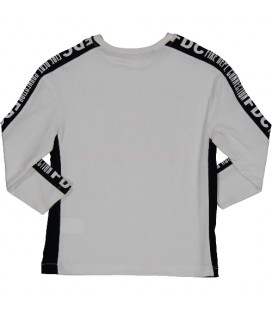 Trybeyond - Camiseta blanca para niño
