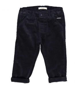 Birba - Pantalones azul marino para bebé