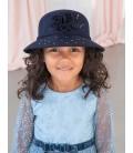 Abel&Lula - Sombrero de fieltro para niña