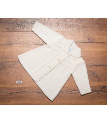 Granlei - Abrigo de punto para bebé