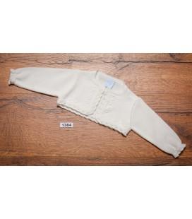 Granlei - Chaqueta de punto beige para bebé