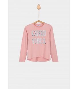 Tiffosi - Camiseta Aurora para niña