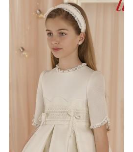 Little Paula - Vestido clásico primera comunión
