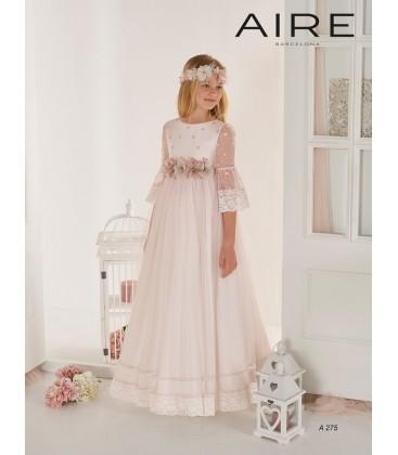AIRE Barcelona - Vestido romántico primera comunión