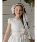 Lola Rosillo - Vestido de comunión