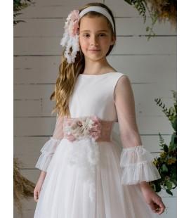 Lola Rosillo - Vestido tul primera comunión