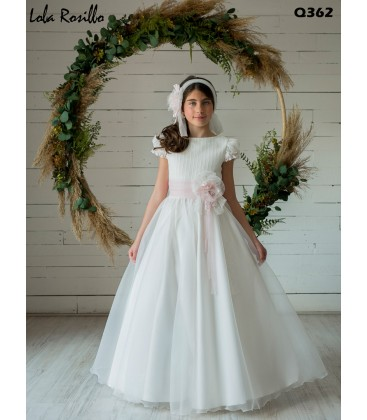 Lola Rosillo - Vestido primera comunión